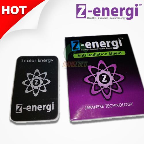 Stiker Anti Radiasi Z-Energi